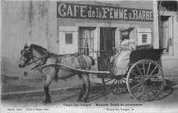 88 - VOSGES / Thaon Les Vosges - Madame Delait En Promenade - Thaon Les Vosges