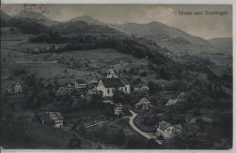 Gruss Aus Goldingen SG - Photo: E. Oetiker - SG St. Gall