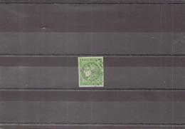 FRANCE 1870 N° 42 B OBLITERE - 1870 Bordeaux Printing