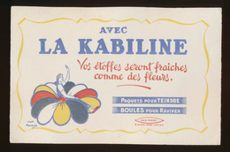 Buvard - La KABILINE - Blotters