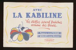 Buvard - La KABILINE - Buvards, Protège-cahiers Illustrés