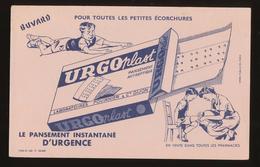 Buvard - URGO Plast - Blotters
