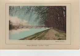 34 Béziers Le Pont Canal - Beziers