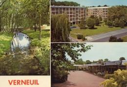 Verneuil Le Ruisseau Centre Commercial De La Garenne La Residence 1990 (LOT AD23) - Verneuil Sur Seine