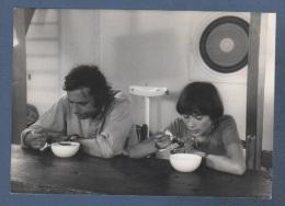 PHOTOGRAPHIE DE PLATEAU FILM VOYAGE EN GRANDE TARTARIE DE JEAN CHARLES TACCHELLA - JEAN LUC BIDEAU ET CATHERINE VERLOR - Photographs