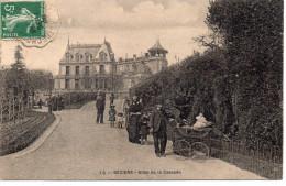 Hérault : Béziers : Allée De La Cascade - Beziers