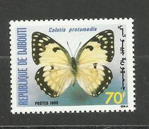 Djibouti N°649 Neuf** Cote 4.50 Euros - Yibuti (1977-...)