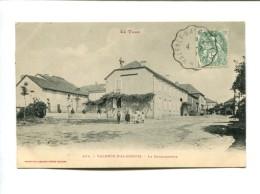 CP - VALENCE D ALBIGEOIS   (81) LA GENDARMERIE - Valence D'Albigeois