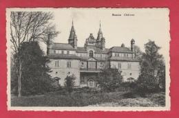 Boussu - Le Château ( Voir Verso ) - Boussu