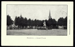 Précurseur - MAESEYCK - MAASEIK - GRAND PLACE - 1906 - Niet Courant - Maaseik
