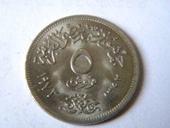 EGYPTE - 5 PIASTRES 1972. UNC. - Egypt