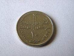 EGYPTE - 10 PIASTRES 2008. UNC. - Egypt