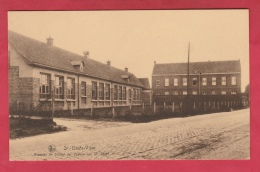 Sint-Baafs-Vijve - Klooster En School Der Zusters Van St. Jozef ( Voir Verso ) - Wielsbeke