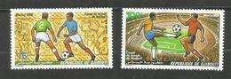 Djibouti POSTE AERIENNE N°224, 225 Neufs** Cote 3.35 Euros - Yibuti (1977-...)