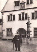 Carte Postale Des Années 50-60 Du Haut Rhin - Turckheim - Le Veilleur De Nuit - Turckheim