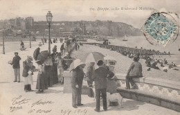 76 - DIEPPE - Le Boulevard Maritime - Dieppe