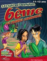 Le Club Des Trouvetout 6ème : Les Plantes Carnivores + Flipper Et Lopaka - CD