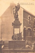 ACHEVILLE LE MONUMENT AU MORTS - France