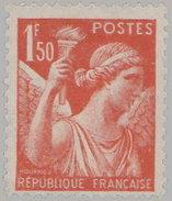 France 1939. ~ YT 435** - 1 F. 50 Type Iris - 1939-44 Iris