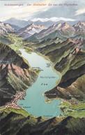 Salzkammergut - Der Hallstätter See Aus Der Vogelschau (1298) * 1923 - Hallstatt