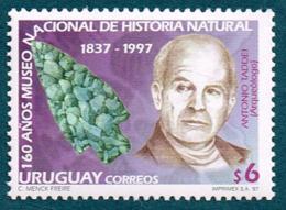 Uruguay 1997 History Museum Antonio Taddei, Archeologist. Archaeology MNH - Uruguay