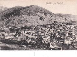 Carte Postale Ancienne Du Haut-Rhin - Thann - Vue Générale - Thann