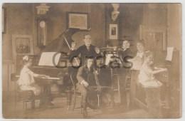 Romania - Arad - Children Orchestra - Romania