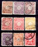 Cina-F260 - 1900-1908 - Ufficio Giapponese (o) Obliterated - Privi Di Difetti Occulti - - Cina