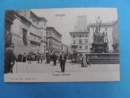 Bologna - Piazza  Nettuno. - Bologna