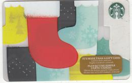 CANADA - Starbucks Card, CN : 6128, Unused