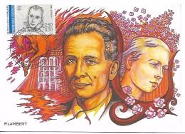 78  SAINT ARNOULT EN YVELINES  Louis ARAGON 1897/1982 Romancier  23/02/91 - Escritores