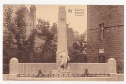 Aarschot: Monument. - Aarschot