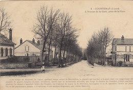45 ..  COURTENAY   ///// REF NOV 16 /  N° 1660 - Courtenay