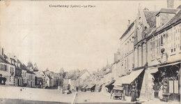 45 ..  COURTENAY   ///// REF NOV 16 /  N° 1661 - Courtenay