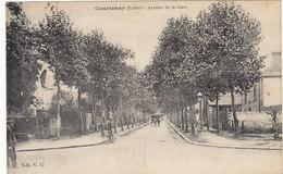 45 ..  COURTENAY   ///// REF NOV 16 /  N° 1664 - Courtenay