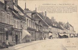 45 ..  COURTENAY   ///// REF NOV 16 /  N° 1667 - Courtenay