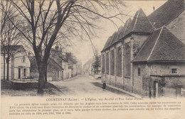 45 ..  COURTENAY   ///// REF NOV 16 /  N° 1668 - Courtenay