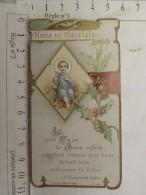 Image Religieuse - Gloria In Axcelsis DEO - Le Petit Coeur De Jésus ... Turgis - (St François De Sales) - Devotion Images