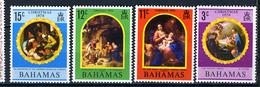 1970 - BAHAMAS - Catg.. Mi. 314/317 - NH - (SRA3207) - Bahamas (1973-...)
