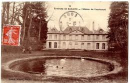 CPA  (Réf.G365) Environs De GAILLON  (EURE 27) Château De Couvicourt - Unclassified