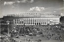 MOSCA MOSCOW LENIN STADIUM IN LUZHIKI 1963 - Russia