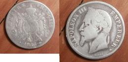 Napoléon III - 2 Francs 1866 BB - France