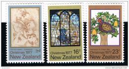 New  Zealand   ...   Yvert  ....    698/700    ....  **   ....   Postfris  ...  MNH  ...  Postfrisch ...  Neuf ** - New Zealand