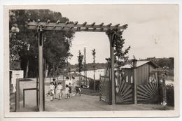 41 - Saint Aignan Sur Cher - L'entrée De La Plage - Saint Aignan