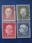 Bund Mi 200 - 03   Gestempelt  ,  Gute Erhaltung - Used Stamps