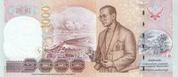 THAILAND P. 115 1000 B 2005 UNC (s. 81) - Thailand