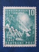 Bund Mi 111   Gestempelt  ,  Gute Erhaltung - Used Stamps