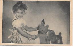 Teddy Bear,Teddybär, Ours En Peluche, Girl, Fille, Jouet , Toys, Monkey And Horse - Fantasia