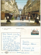 Portugal - Lissabon Rue Augusta - Lisboa