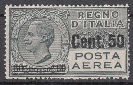Regno D´Italia -  Posta Aerea (1926/28) - N. 8/9 ** MNH Ben Centrato - Correo Aéreo